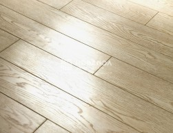 Ламинат Ecoflooring коллекция Brush Wood Дуб белёный 529